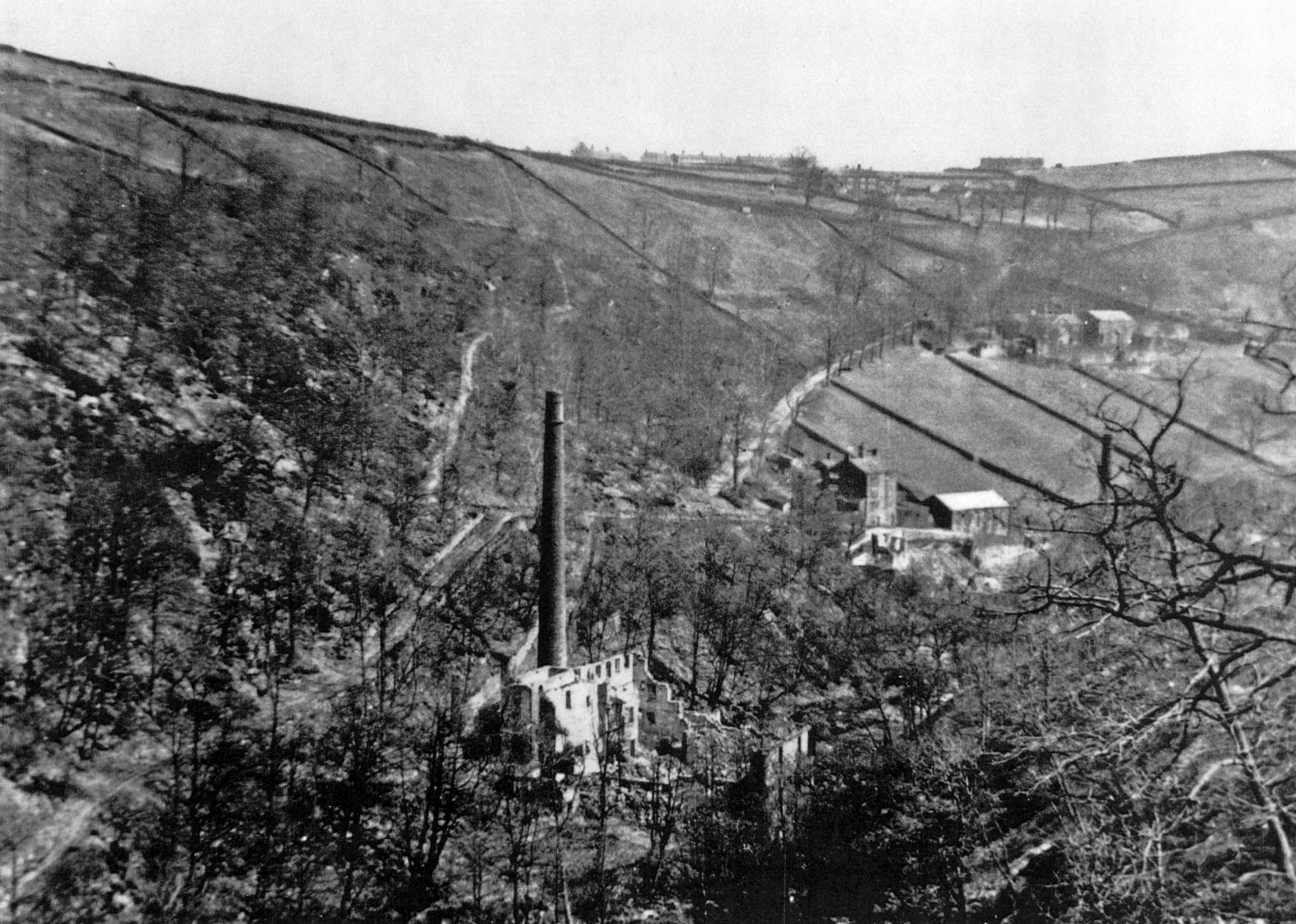 Lower and Upper Lumb Mills 1920